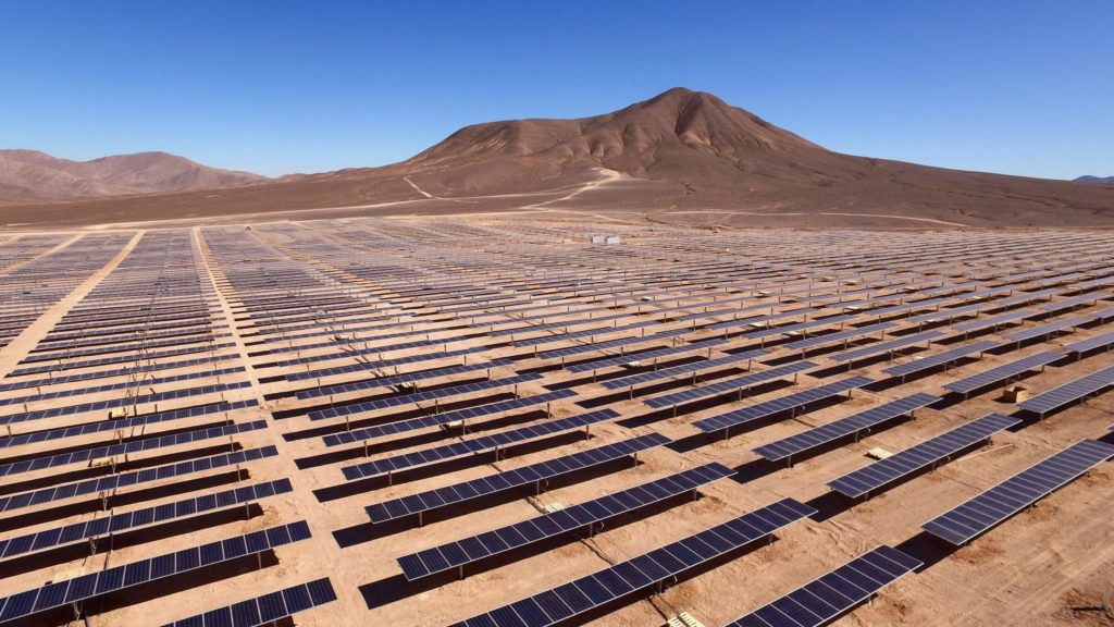Bolero Solar Park, Chile