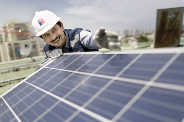 solar installation Chile