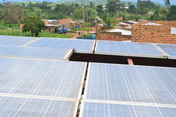 solar mini-grid