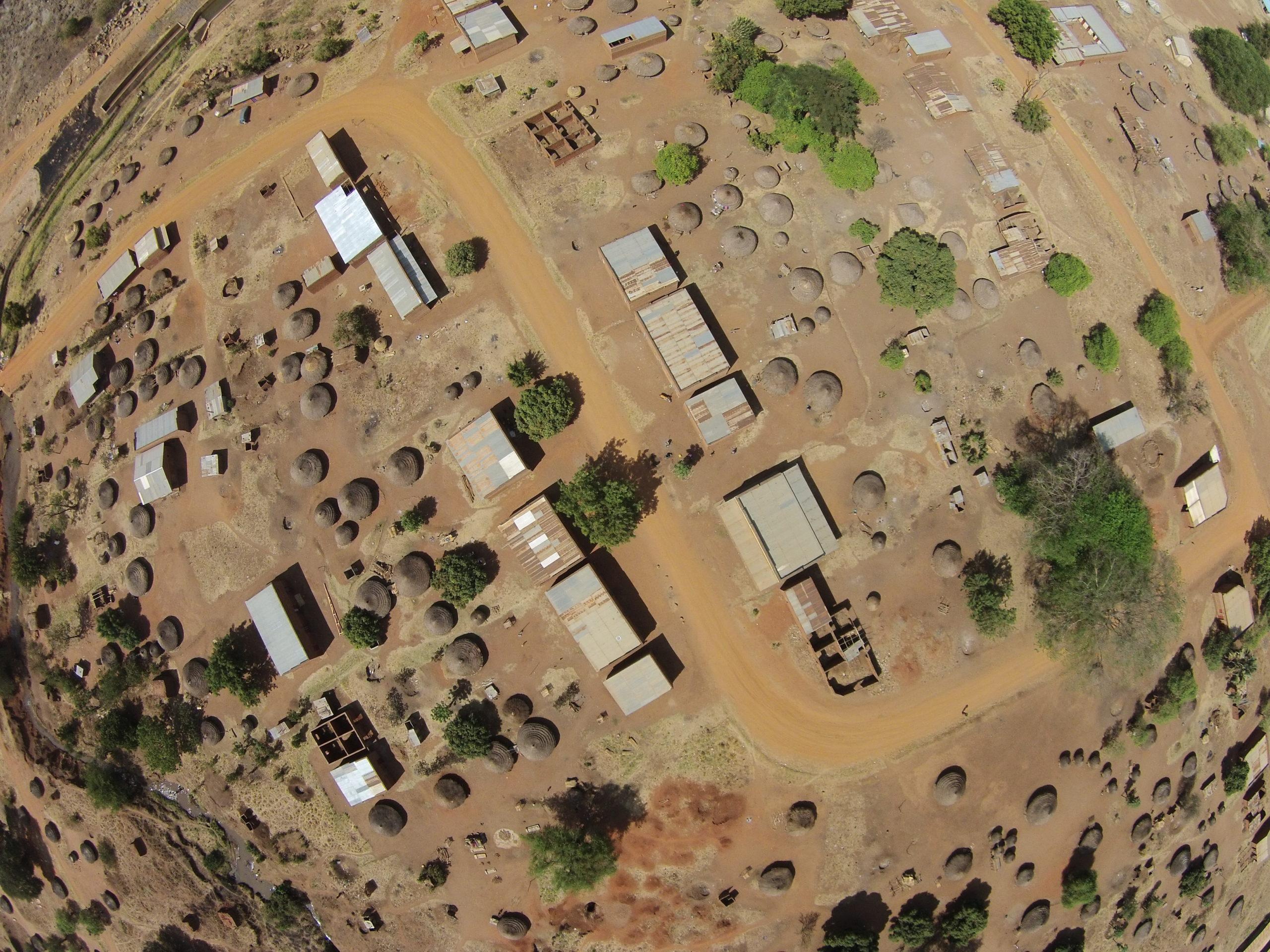 remote village