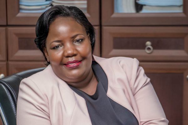 Eng. Ziria Tibalwa Waako, CEO of Uganda's Electricity Regulatory Authority