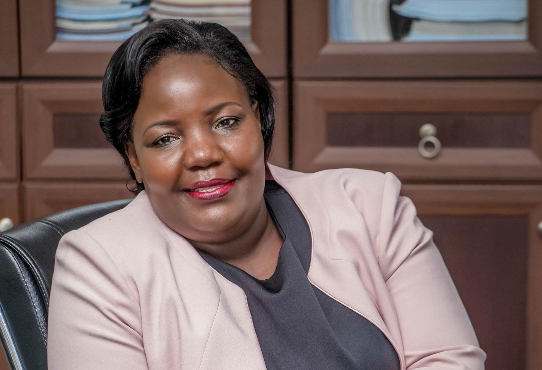 Eng. Ziria Tibalwa Waako, CEO of Uganda's Electricity Regulatory Authority
