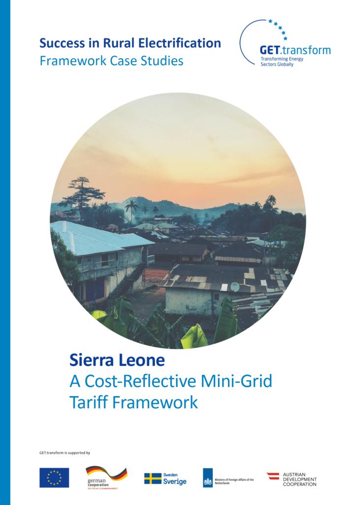 Cover of GET.transform Case Study Sierra Leone