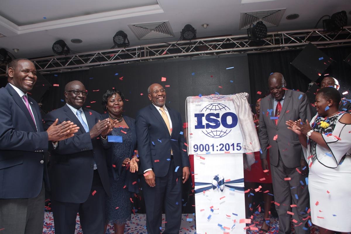 ERA's ISO Certification