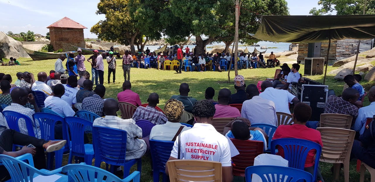 Public Consultations relating to mini-grid development at the Lolwe Islands in Namayingo District