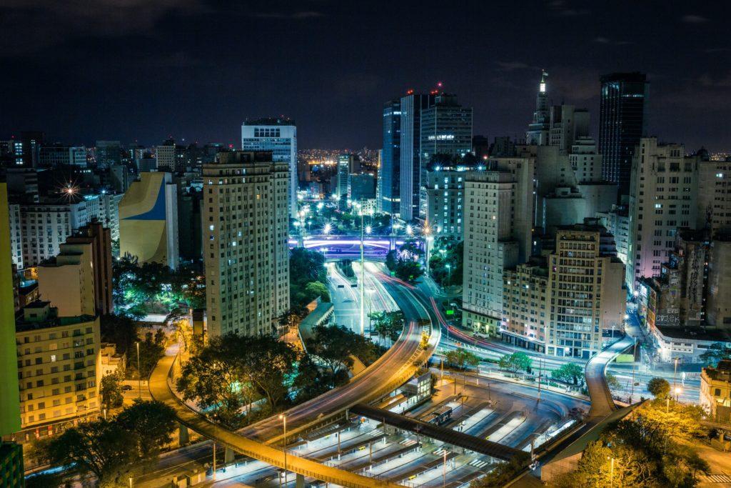 Terminal Bandeira, São Paulo, Brazil