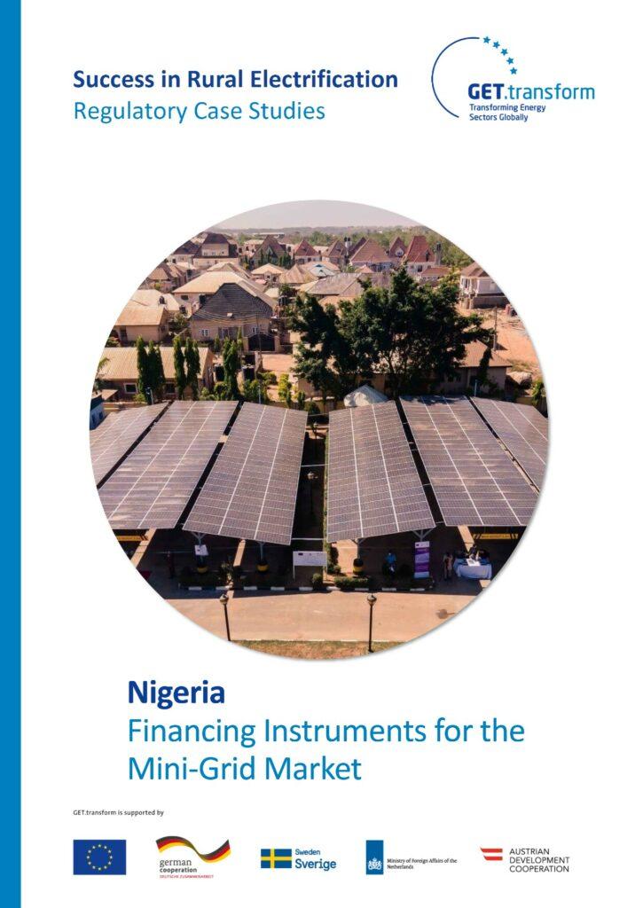 Cover of GET.transform Case Study Nigeria