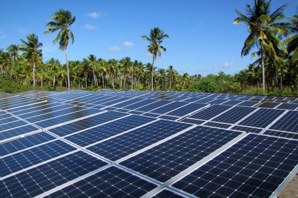 solar mini grid, rural electrification